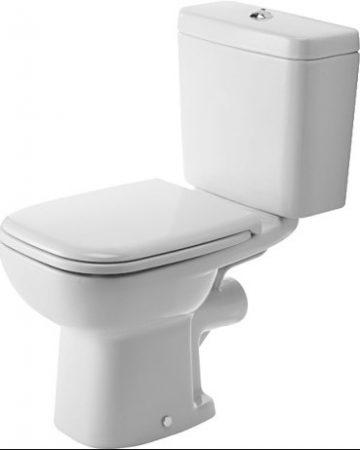 Duravit D-Code Monoblokk wc