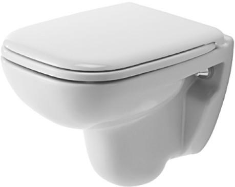 Duravit D-Code mélyöblítéses fali wc