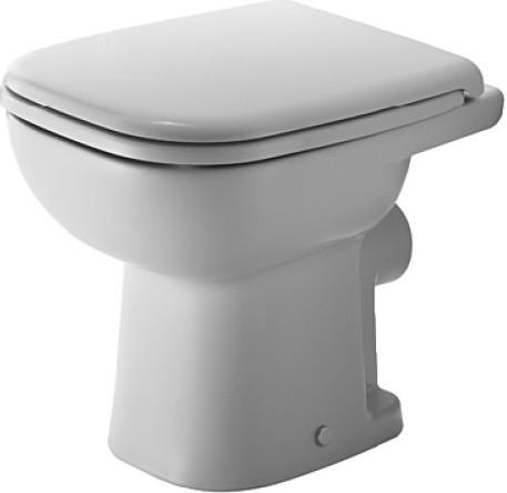 Duravit D-Code mélyöblítésű, hátsó kifolyású álló wc