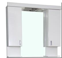 GVG REGINA tükör két szekrénnyel led világítással