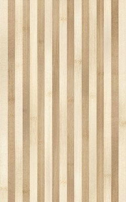 Golden Tile 25x40 Bamboo Mix 1 dekorcsempe