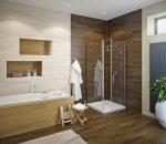 Golden Tile 15x60 Sherwood Beige fagyálló padlólap