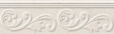 Golden Tile 9x30 Crema Marfil Beige Frieze Fusion listello