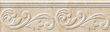 Golden Tile 9x30 Petrarca Beige Fusion Frieze listello