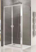 SanSwiss OCELIA kétrészes összecsukható ajtó