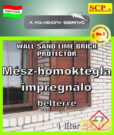 Mészhomoktégla impregnáló beltérre - Sand Lime Brick Protector Standard