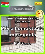 Mészhomoktégla impregnáló kültérre - Sand Lime Brick Protector Professional (kültéri)