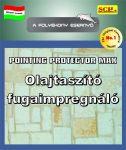 Olajtaszító fugaimpregnáló - Pointing Protector Max