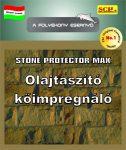 Olajtaszító kőimpregnáló - Stone Protector Max