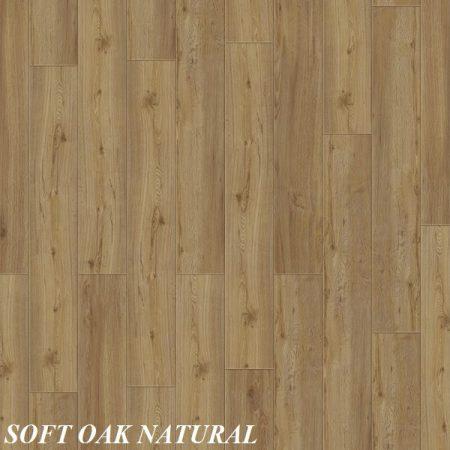 Vízálló padló: Starfloor Click 20 több színben
