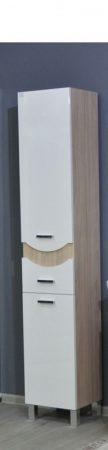 TMP ZX Sonoma polcos állószekrény