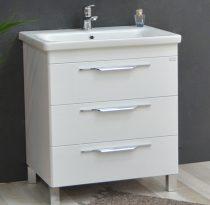 TMP TRIO 65 fiókos fürdőszobabútor SANOVIT mosdóval