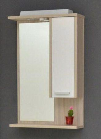 TMP ZX Sonoma tükrös szekrény led világítással