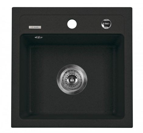 Deante Zorba 1 medencés, szögletes mosogató