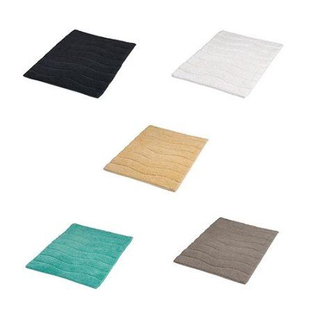 Bisk Basic 3 fürdőszoba szőnyegek több színben