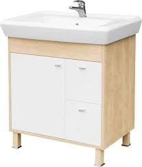 Cersanit Catalia alsószekrény mosdóval