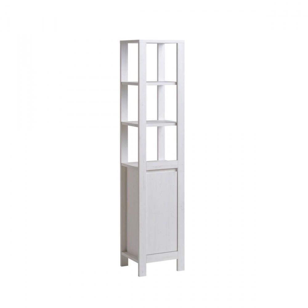 Classic Andersen fehér színű 60 cm fürdőszobai bútor összeállítás ...