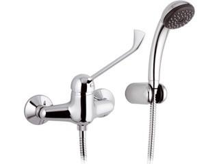 Fali orvosi zuhanycsaptelep