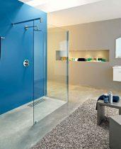 Kolpa San Corona TK Open zuhanykabin ajtó nélkül