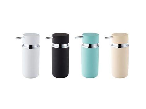 Bisk Round kerámia folyékony szappan adagolók több színben