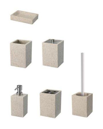 Bisk Sand fürdőszoba szett
